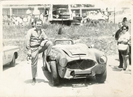 Austin Healey 450x330 - The Golden Age of the British Sports Car