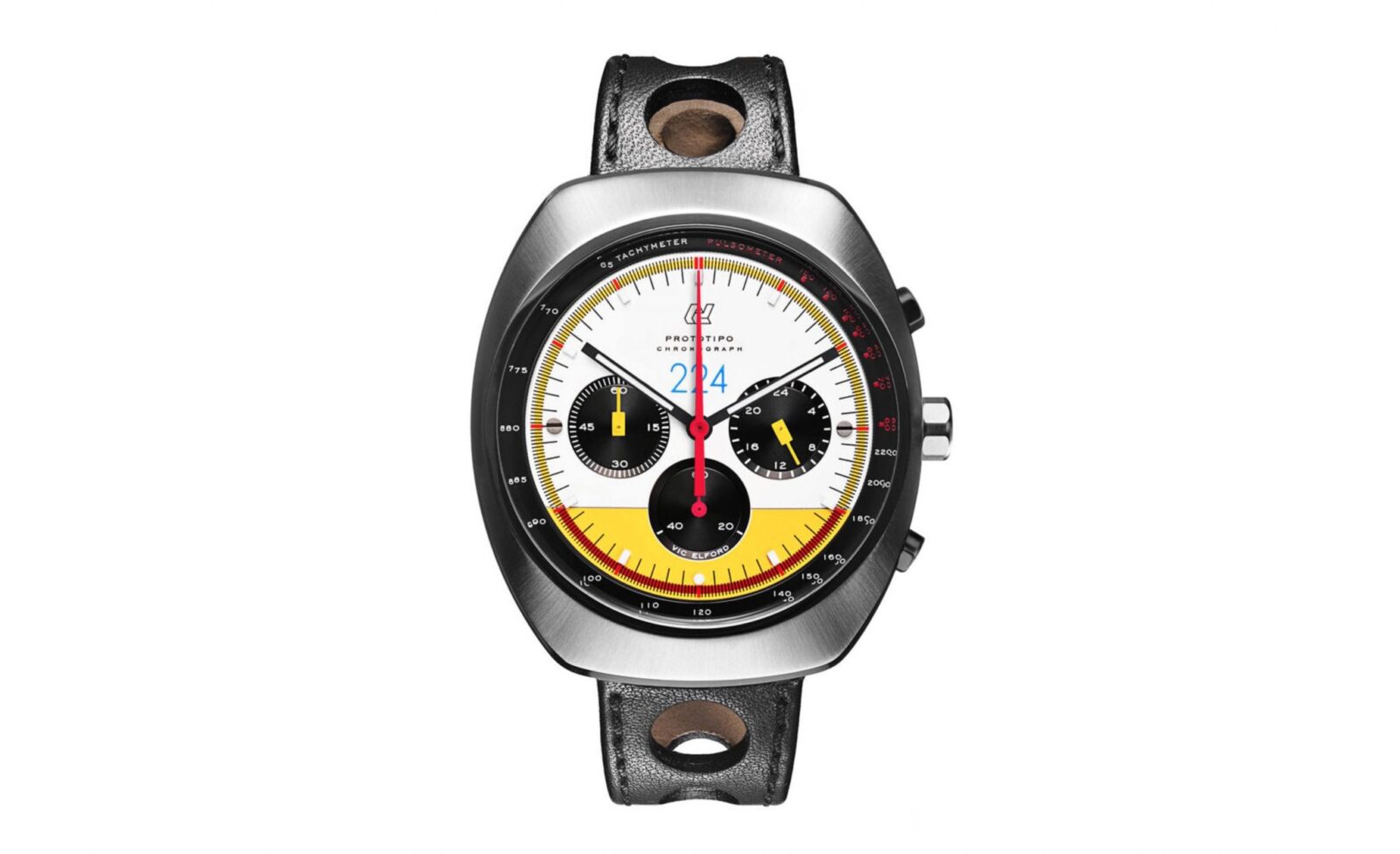 Autodromo Watch 1600x976 - Vic Elford Prototipo Chronograph by Autodromo