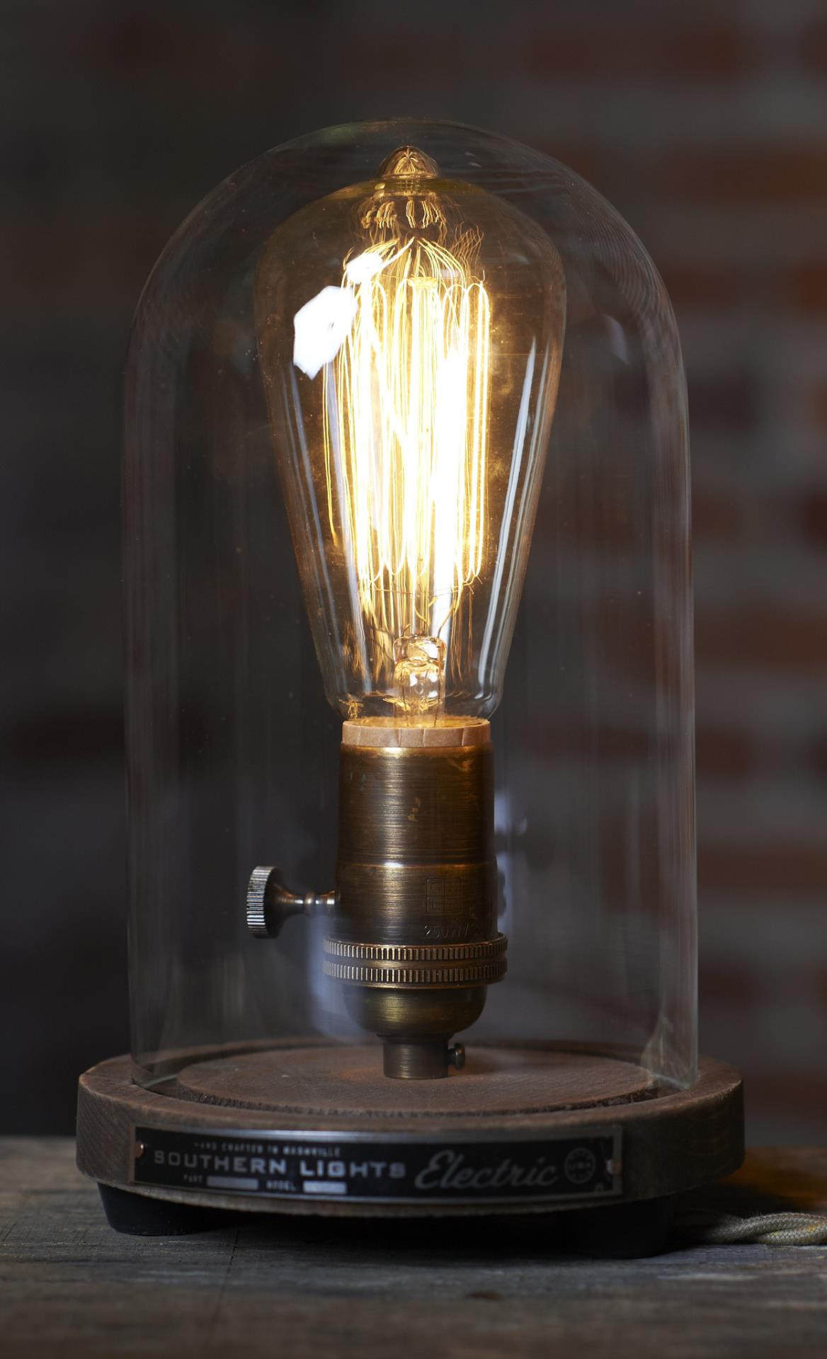 The Original Rider Waite Deck By Arthur Edward Waite: The Original Bell Jar Table Lamp