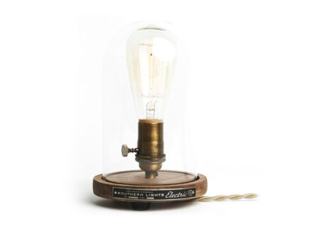 Bell Jar Table Lamp Southern Electric 450x330 - The Original Bell Jar Table Lamp