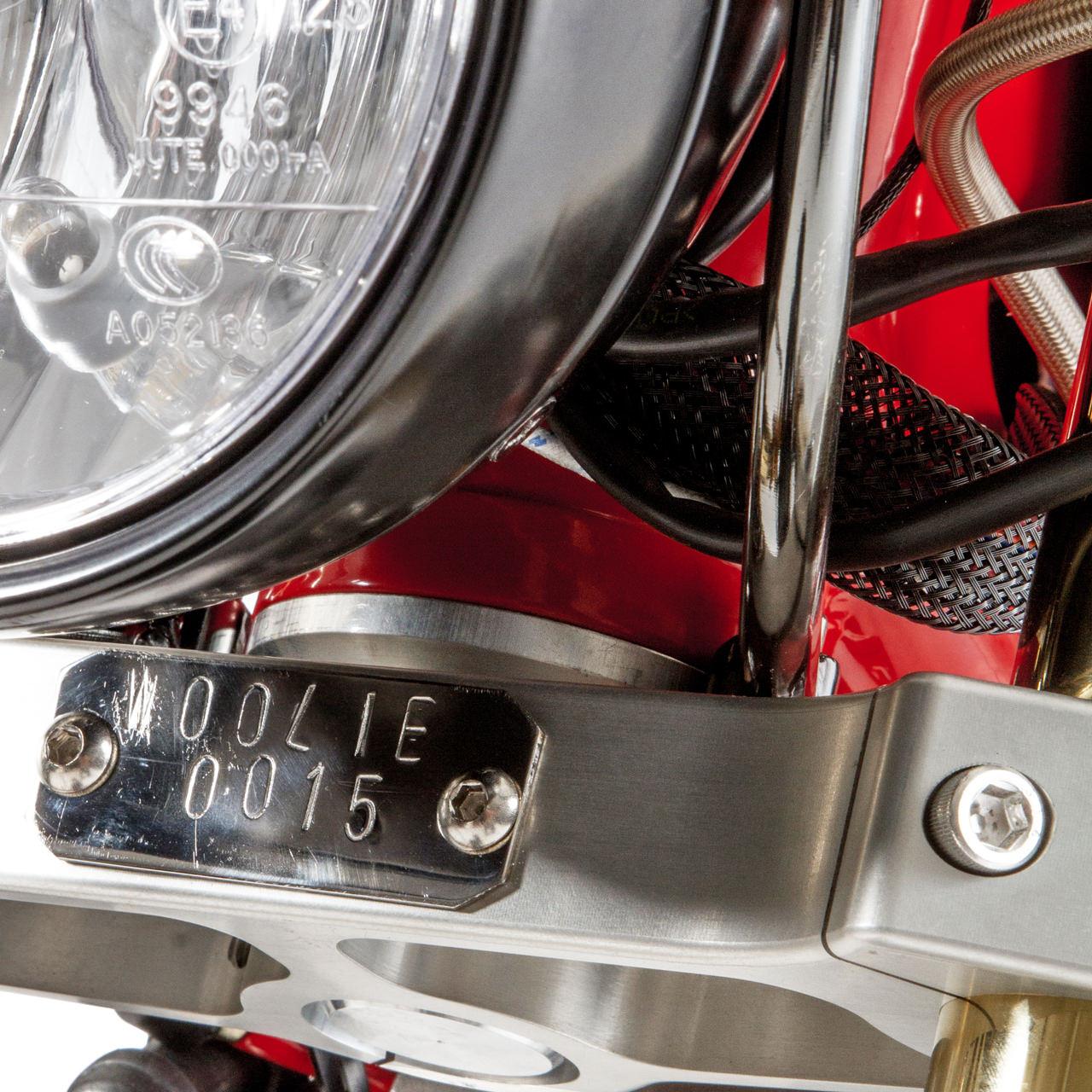 Ducati Monster 4