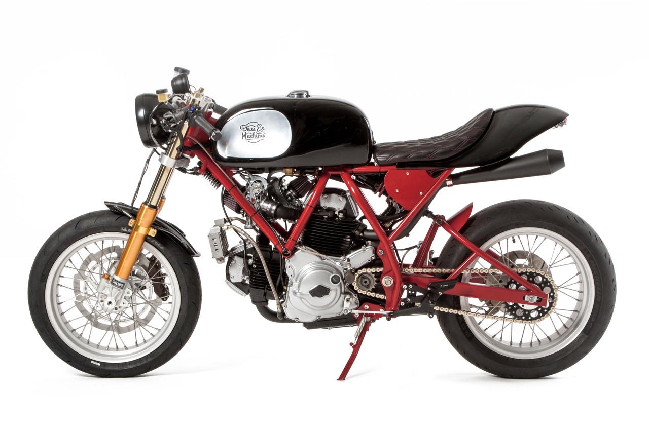 Ducati Monster 8