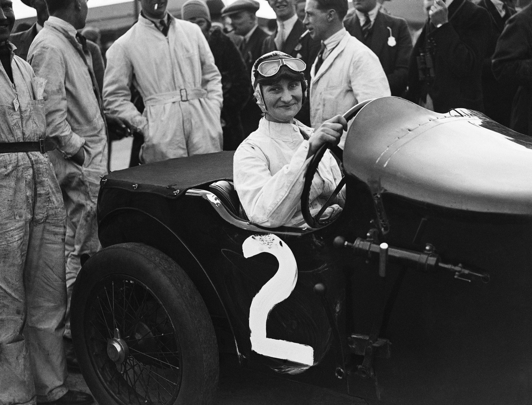 famous race car drivers 1920s