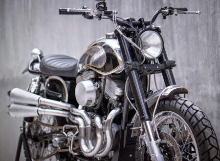 Harley Davidson Scrambler Motorcycle 10 450x330 - Harley-Davidson American Scrambler