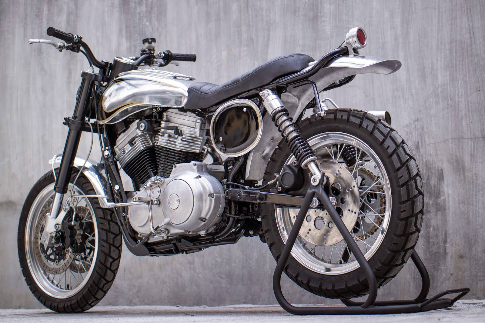 Off Road Tires For Sale >> Harley-Davidson American Scrambler