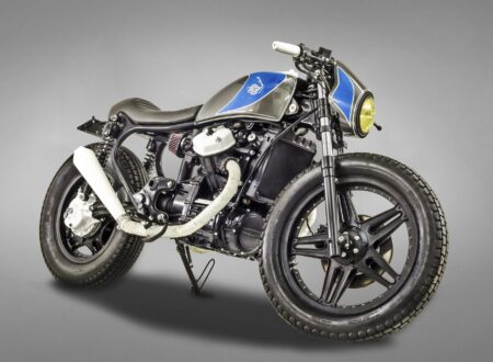 Honda CX 500 1 450x330 - Honda CX500 by Ton-up Garage