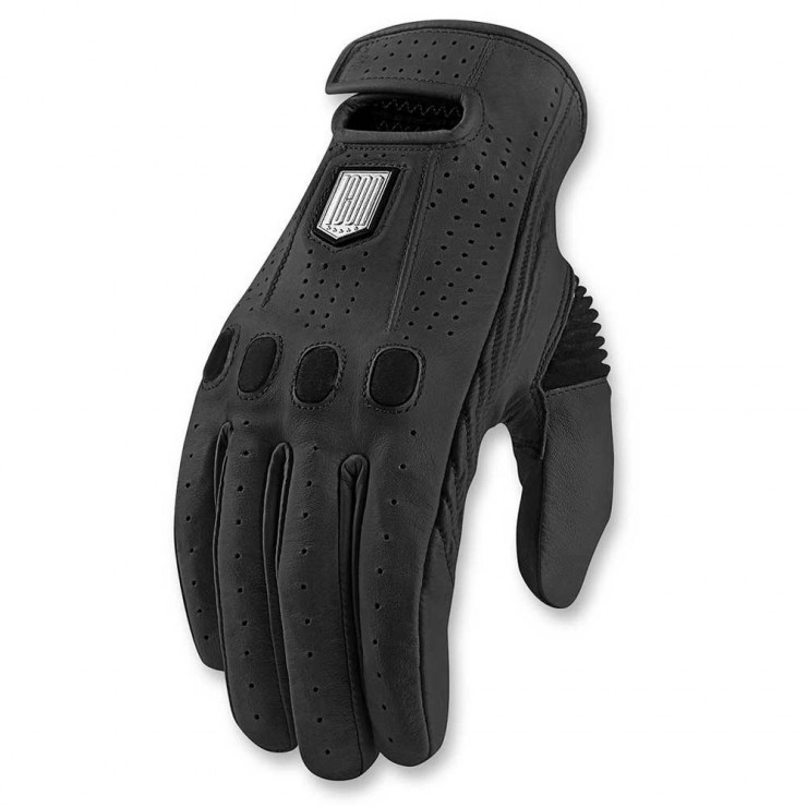 Icon 1000 Prep Glove Black