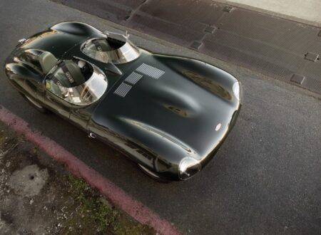 Jaguar D Type 12 450x330 - Jaguar D-Type