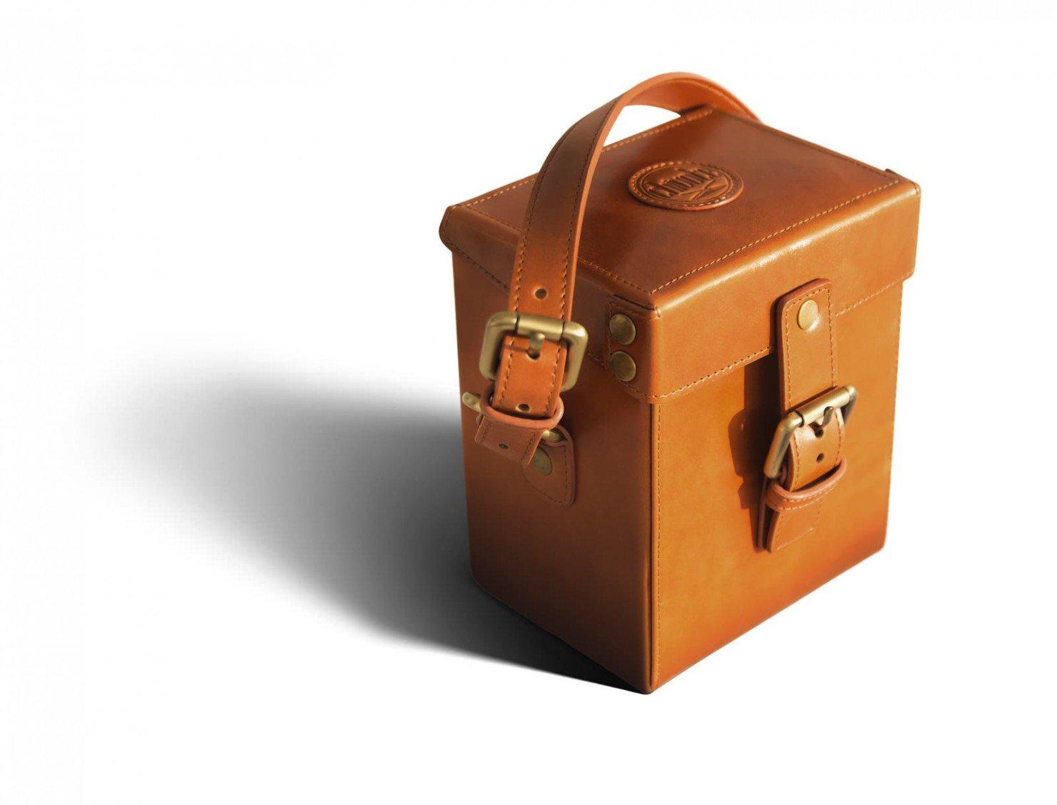 Leather Camera Case 2