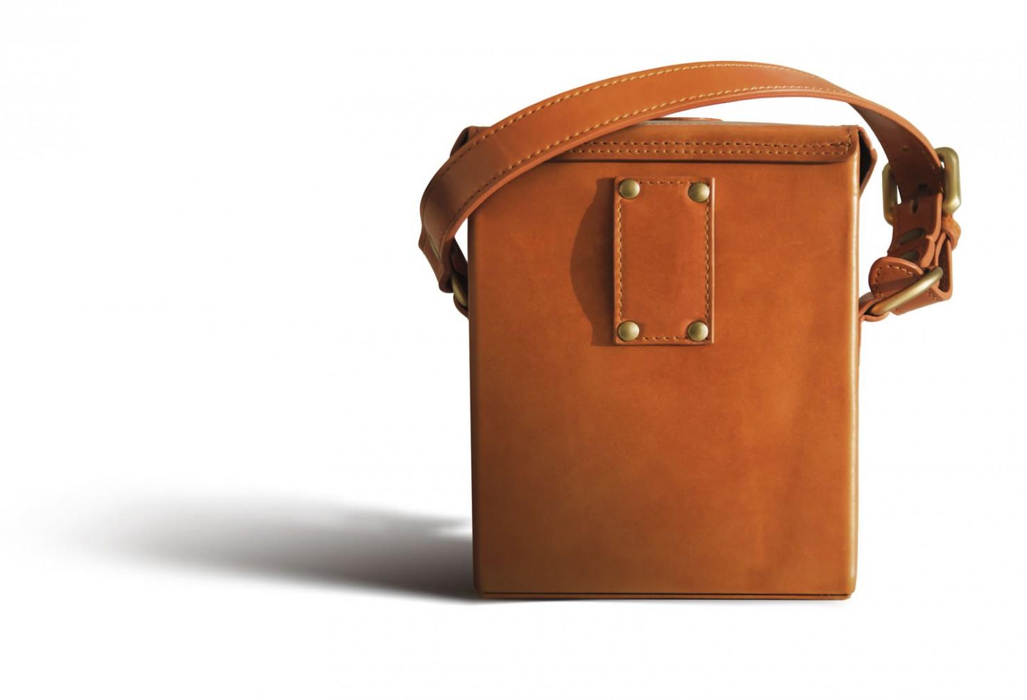 Leather Camera Case 3