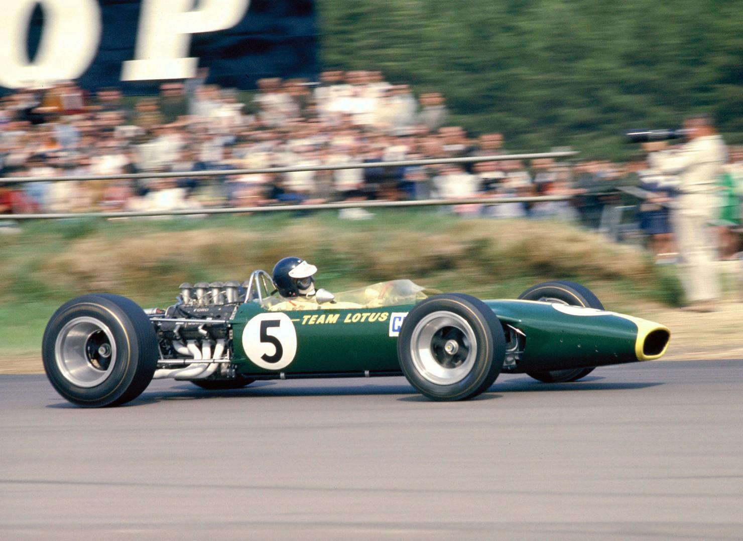 Lotus 49 Formula 1 Car