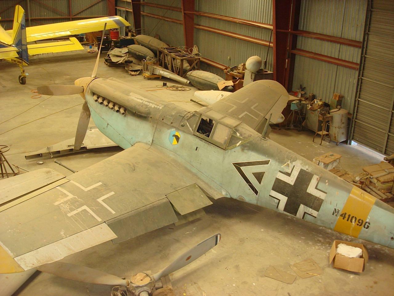 Messerschmitt Bf 109 10