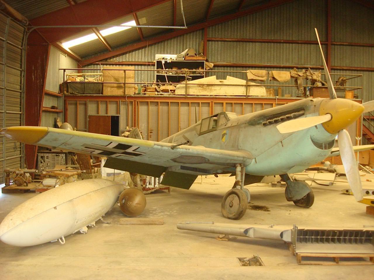 Messerschmitt Bf 109 11