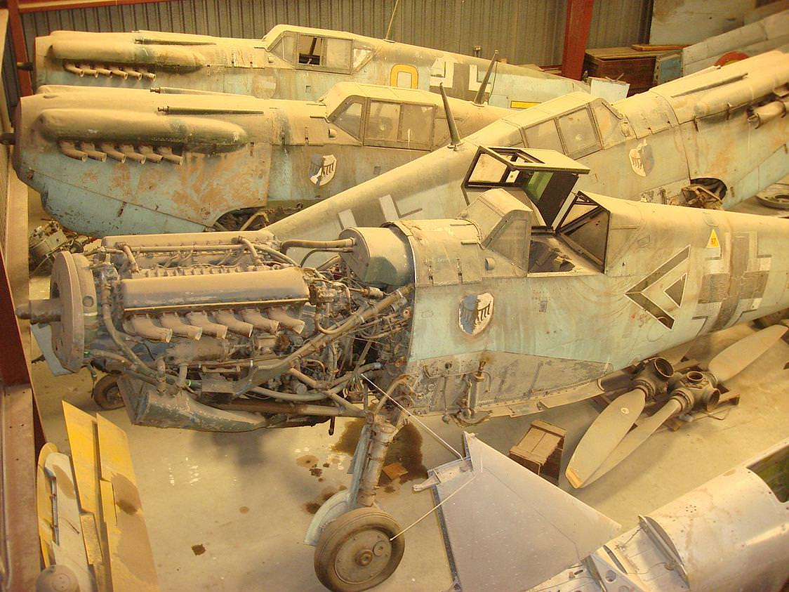 Messerschmitt Bf 109 3