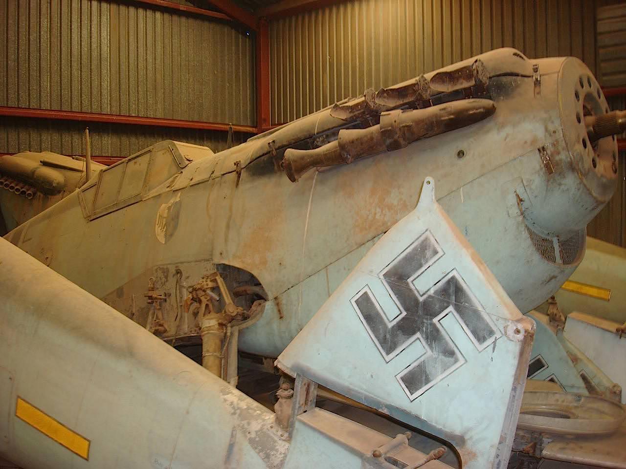 Messerschmitt Bf 109 7