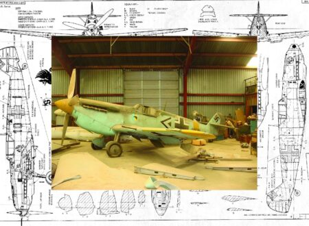 Messerschmitt Bf109 450x330 - Barn Find: Messerschmitt BF 109