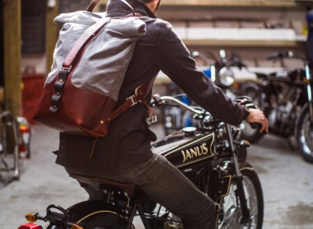 Motorcycle Backpack 450x330 - Janus Armoured Moto-Rucksack