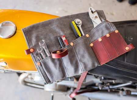 Motorcycle Tool Roll 450x330