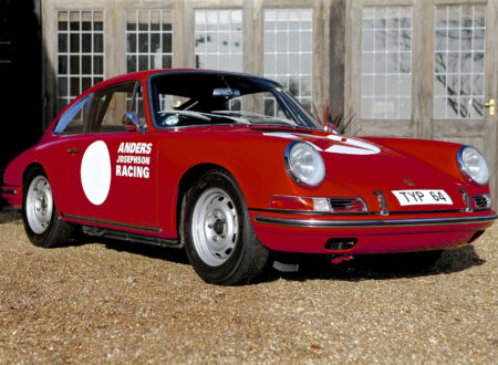 Porsche 901 1 450x330 - Porsche 901/911 - Ex-Anders Josephson Racing