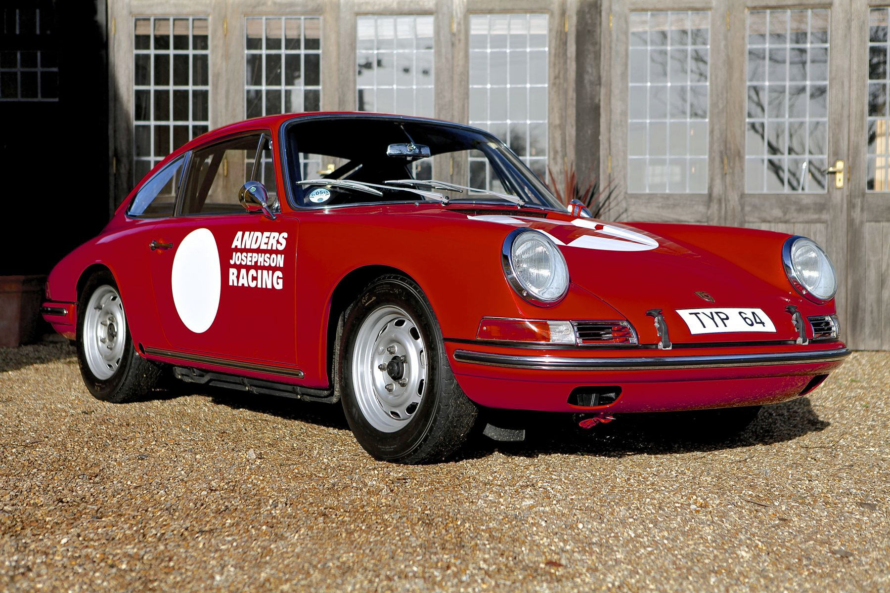 Porsche 901 911 Ex Anders Josephson Racing