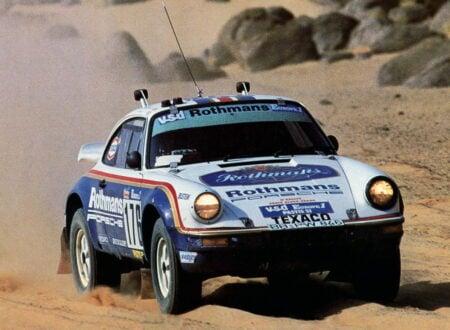 Porsche 953 911 450x330 - Race For Survival: The 1984 Paris-Dakar Rally