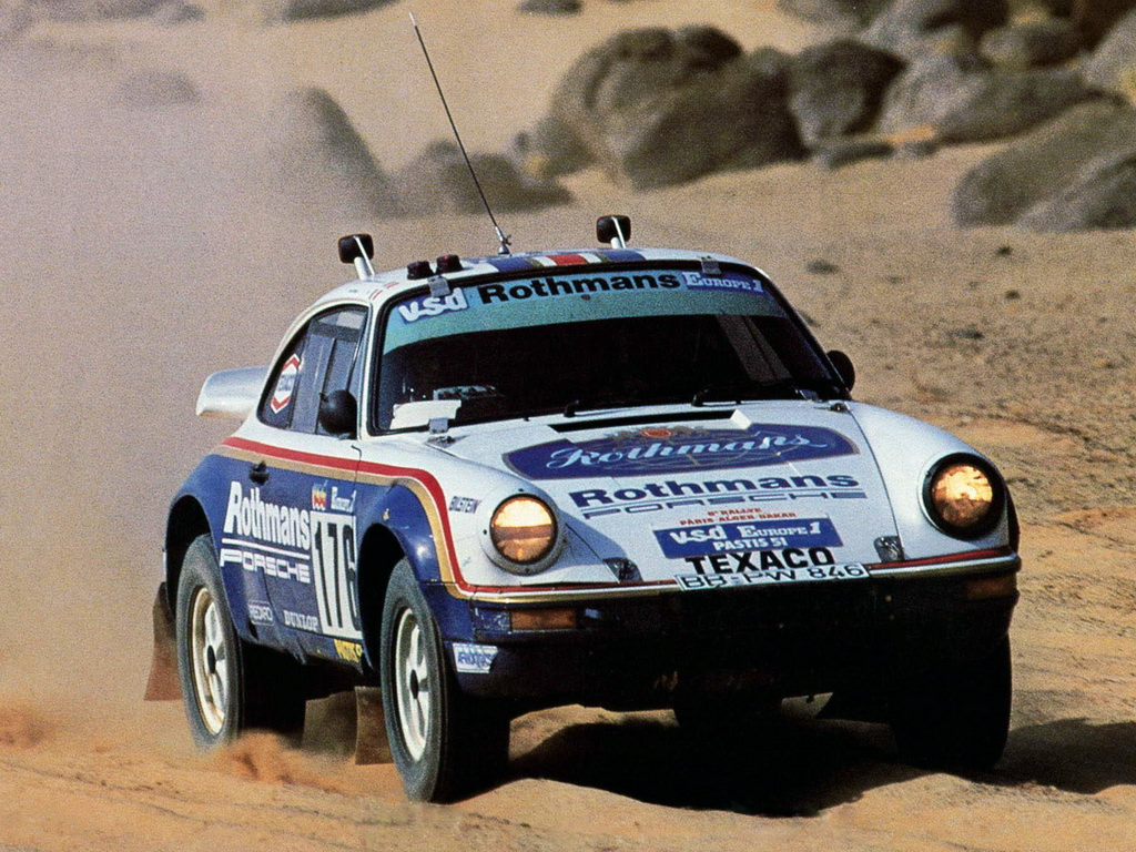 Porsche 953 911