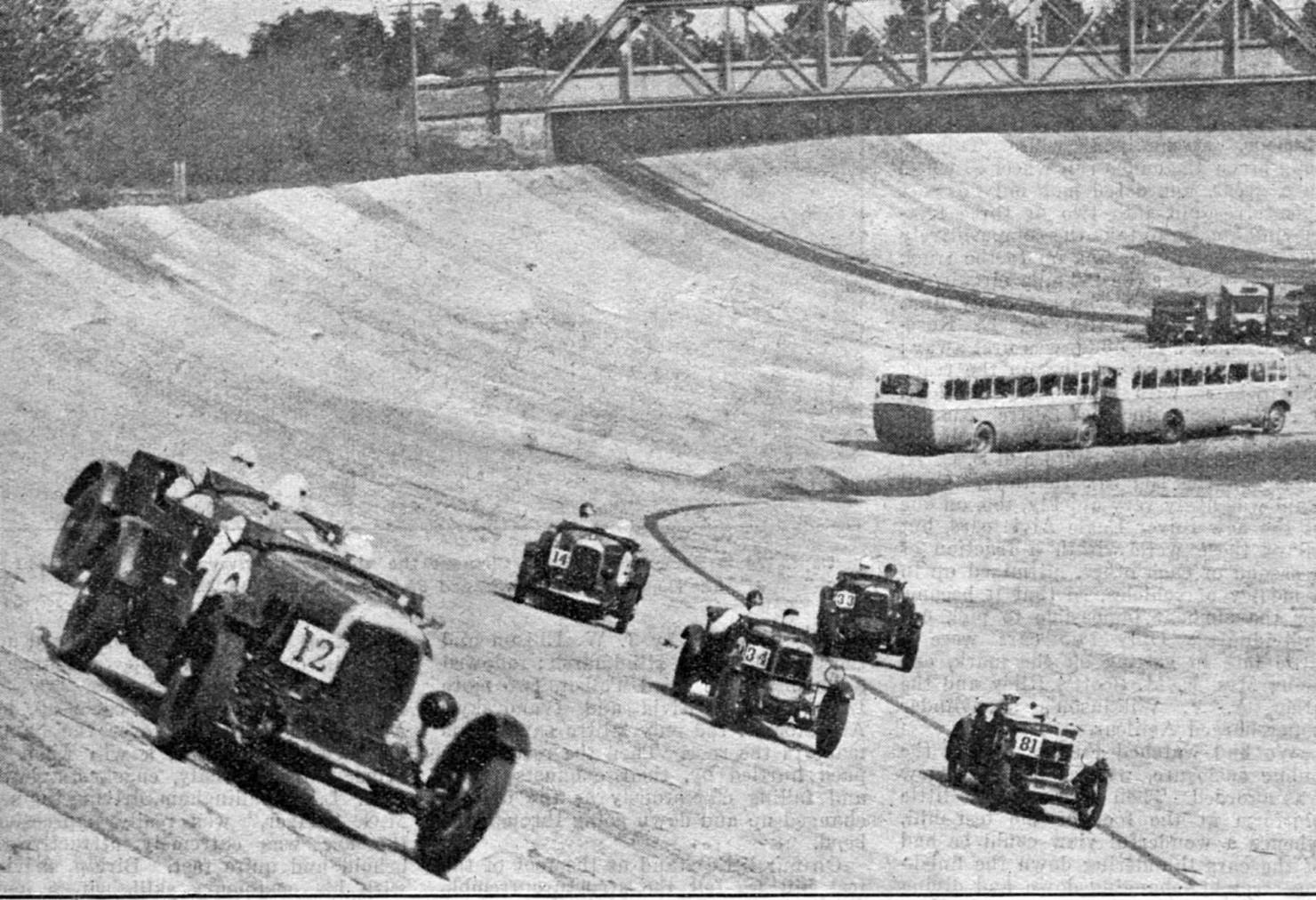 Race At Brooklands 1