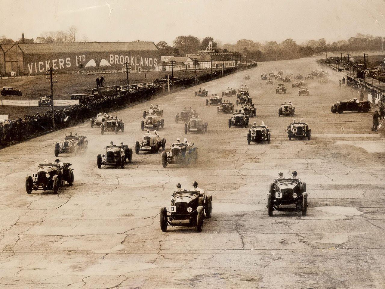 Race At Brooklands 2