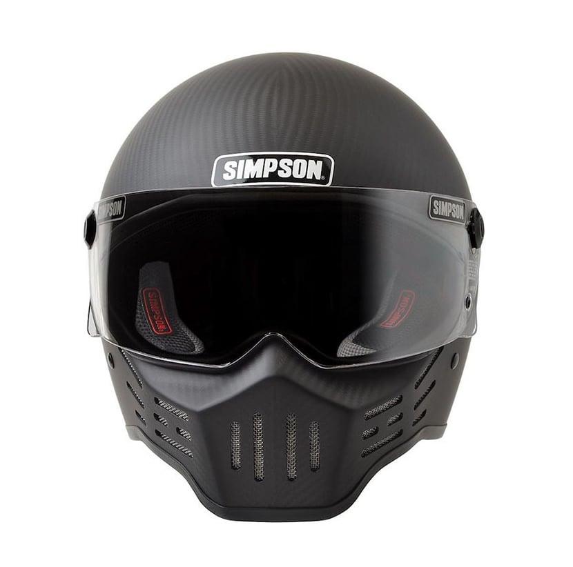 Simpson M30 Bandit Motorcycle Helmet 1
