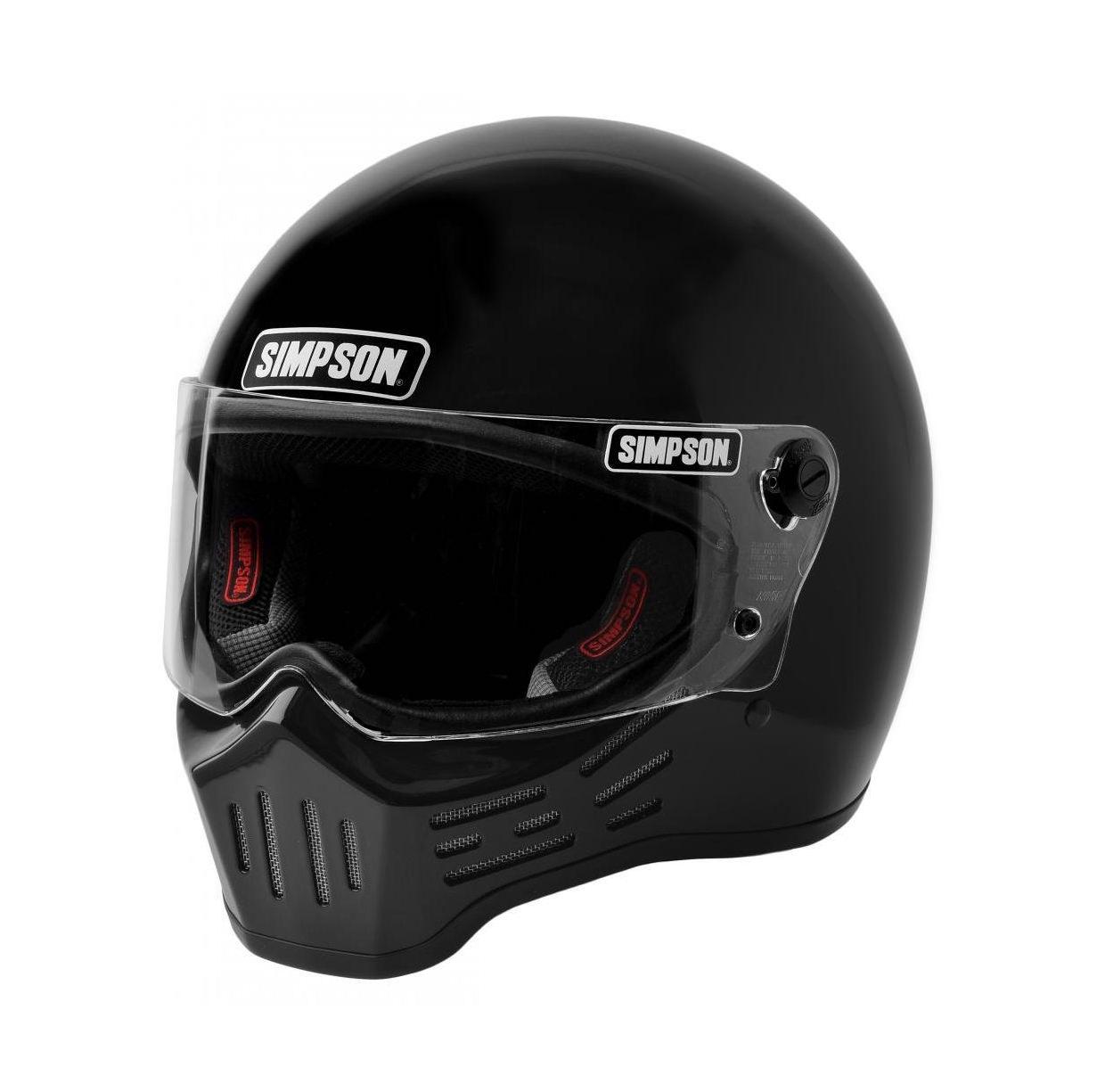 Simpson M30 Bandit Motorcycle Helmet 2