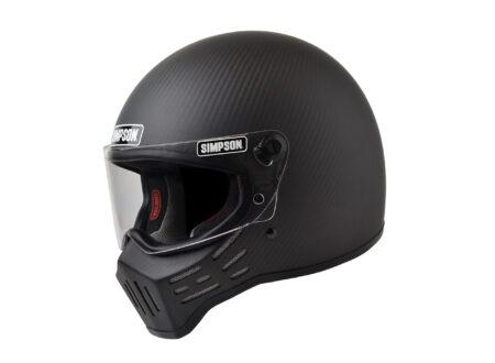 Simpson M30 Bandit Motorcycle Helmet