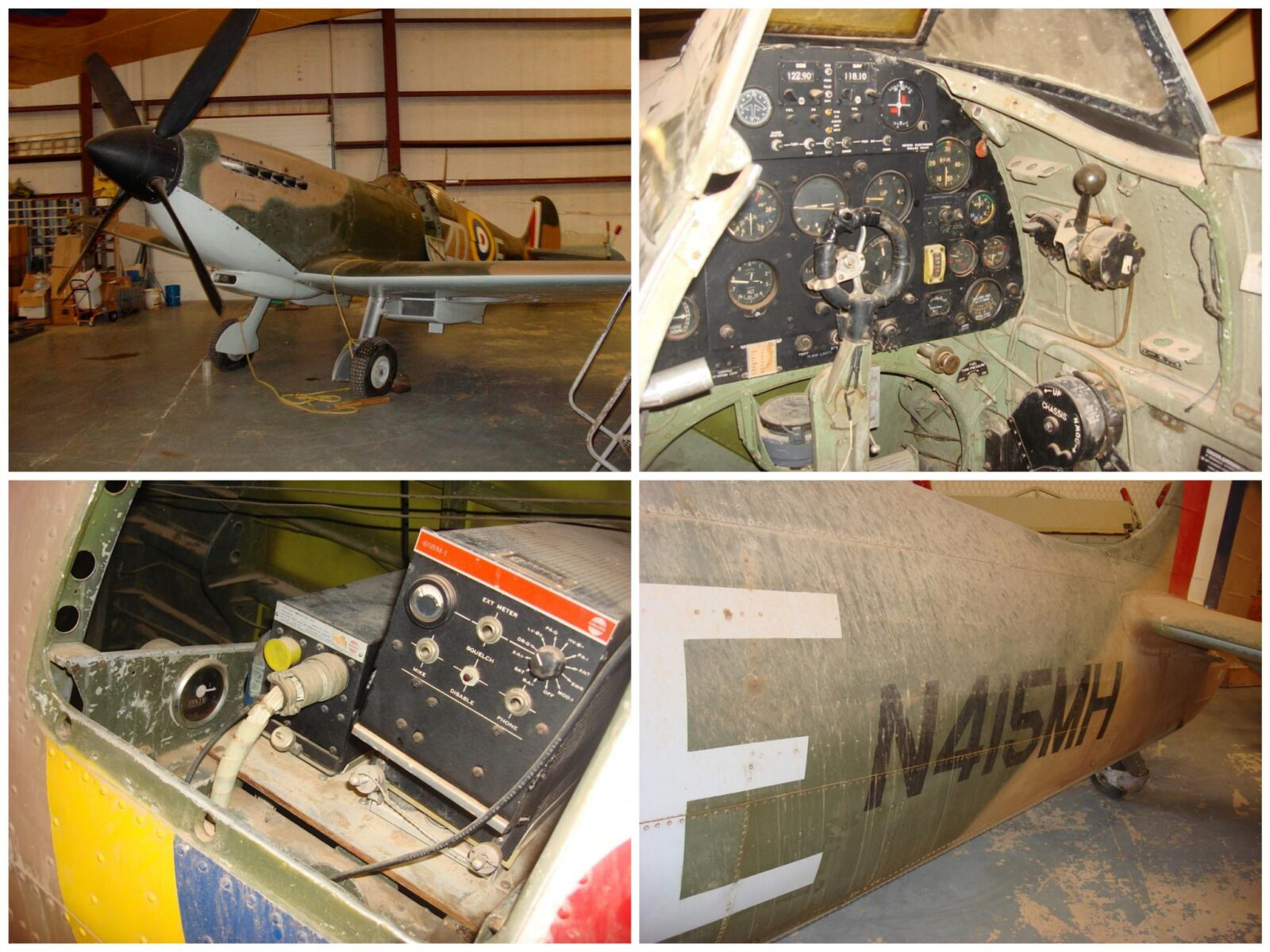 Spitfire Plane 2 1600x1200 - Spitfire Barn Find