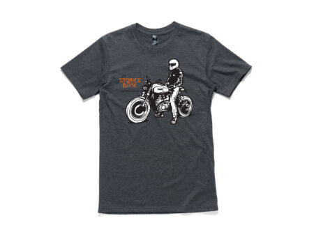 Stories of Bike T Shirt 450x330 - Now Available: Stories of Bike T-Shirts