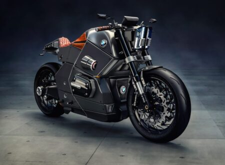 BMW Motorcycle 1 450x330 - BMW Urban Racer