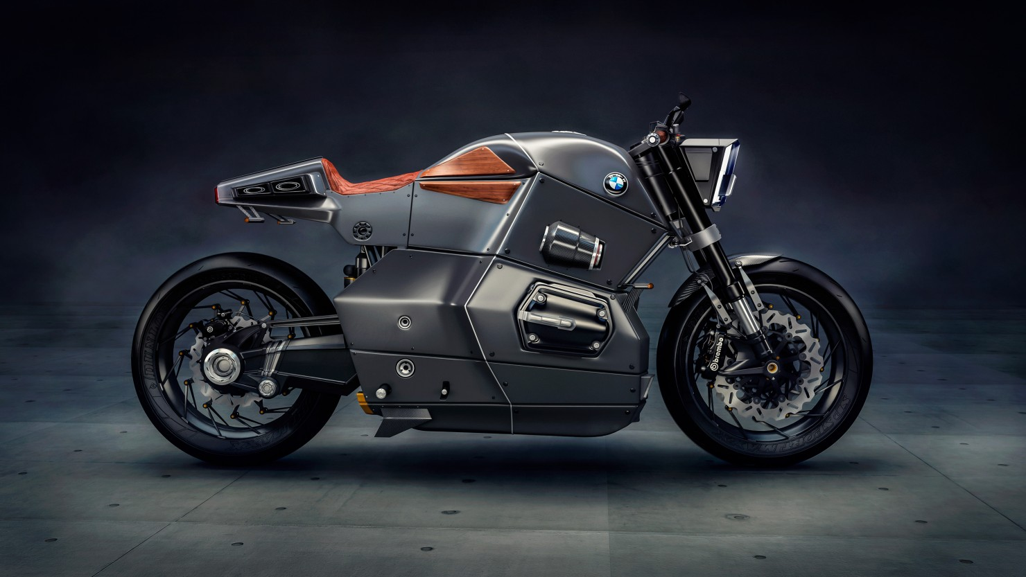 BMW Motorcycle 2