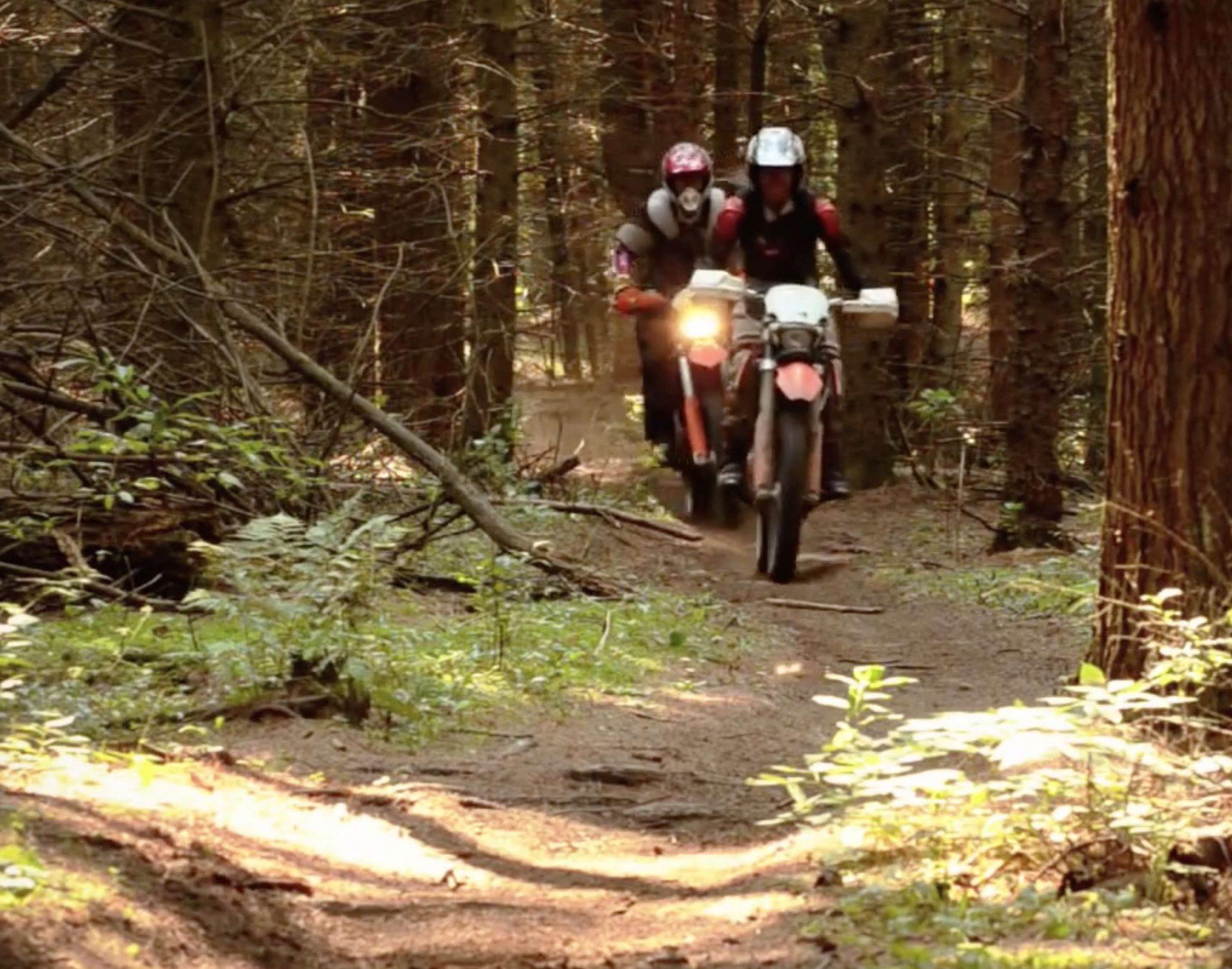 Fifty Years of Kicks - Motorcycle Documentary 1