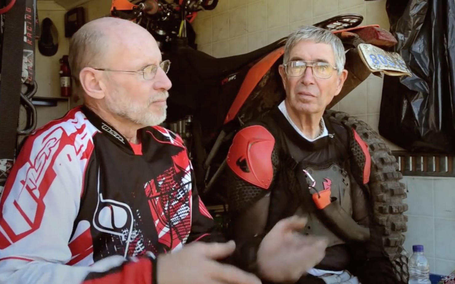 Fifty Years of Kicks - Motorcycle Documentary 2