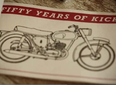 Fifty Years of Kicks - Motorcycle Documentary