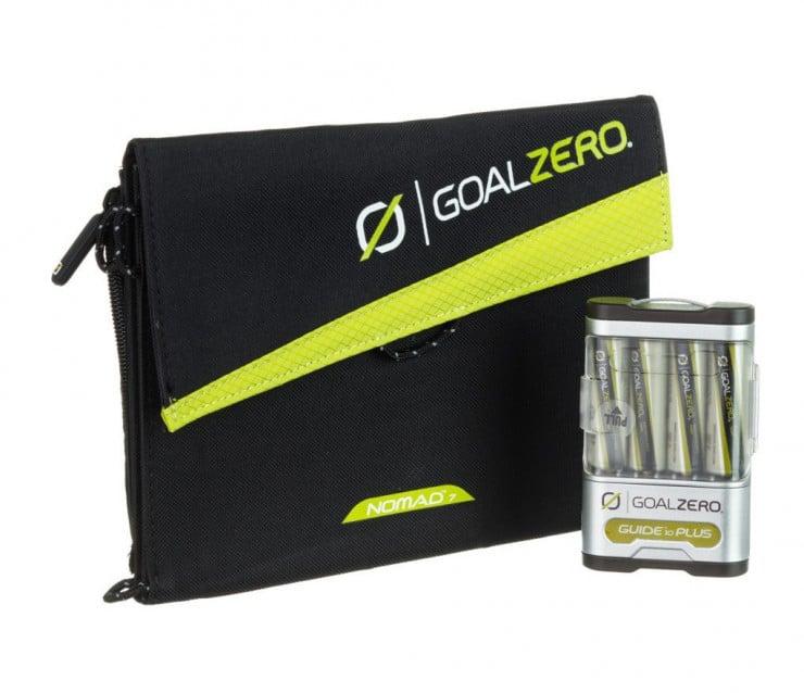 Goal Zero Solar Panel