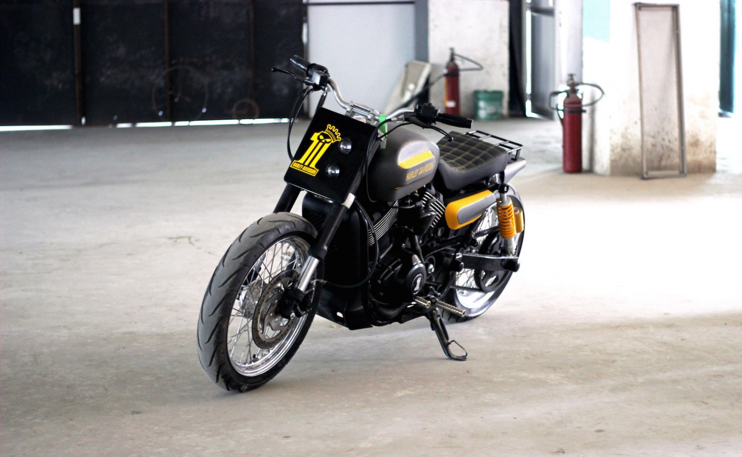 Harley-Davidson-Street-750 2