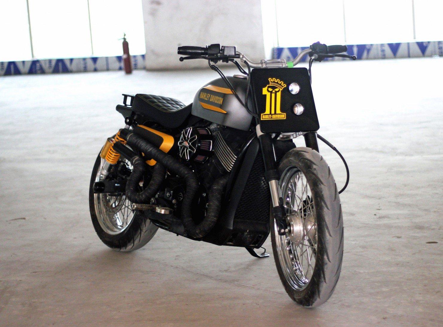 Harley-Davidson-Street-750 3