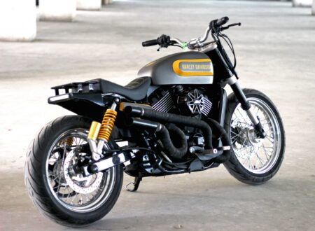 Harley Davidson Street 750 450x330