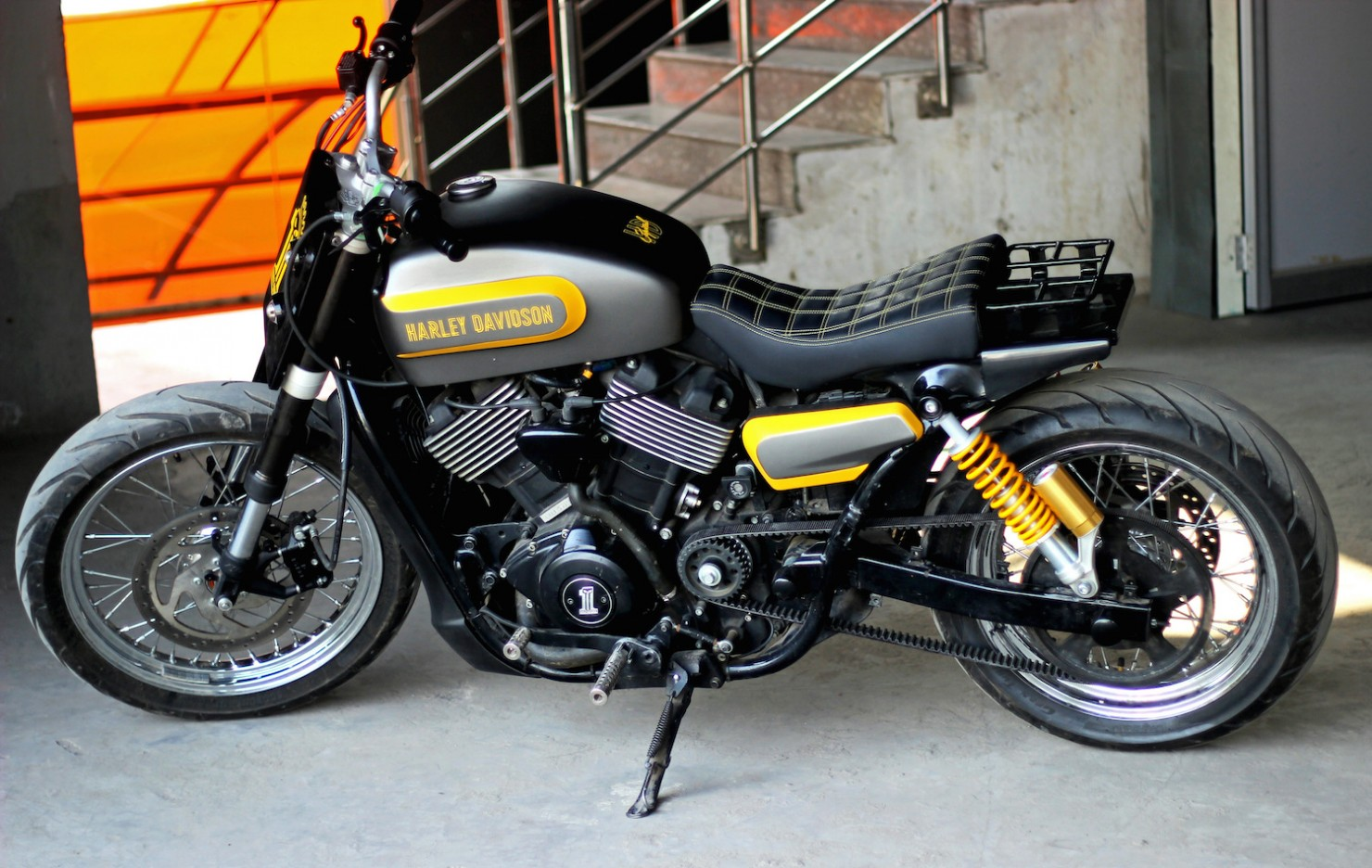 Harley-Davidson-Street-750 7