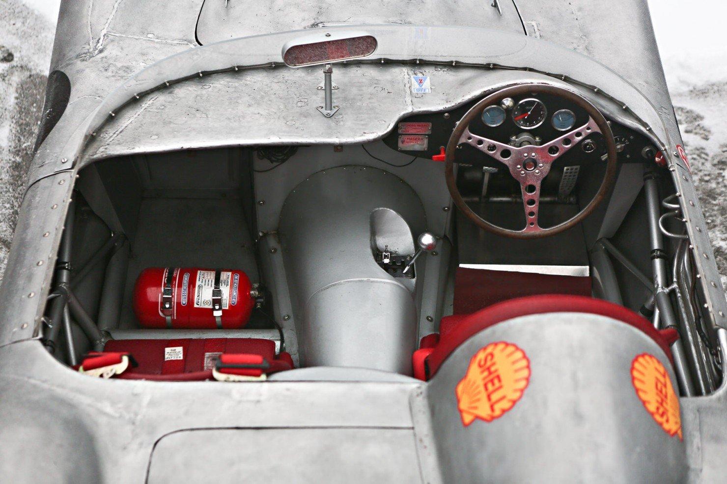 Maserati 200SI 3