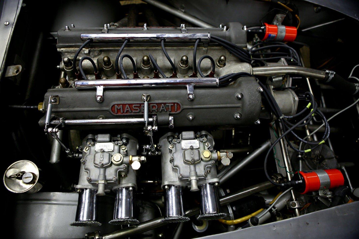 Maserati 200SI 4