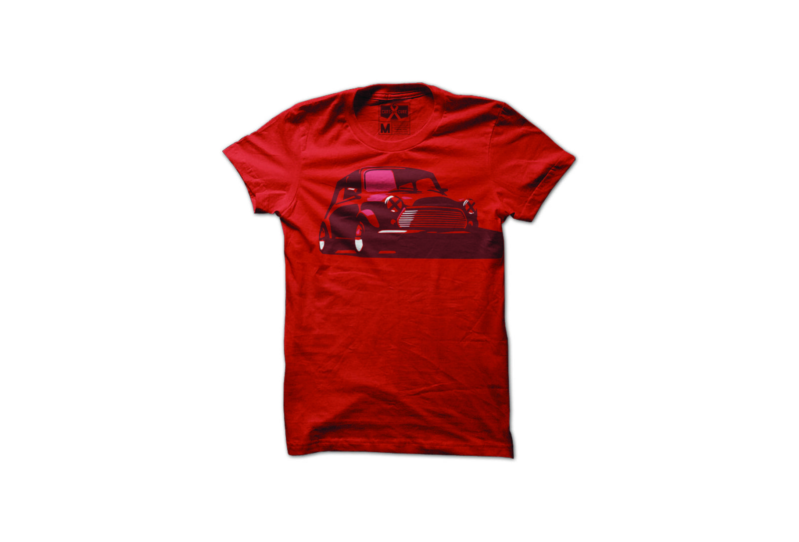 Mini Tee by Cars for a Cure Apparel