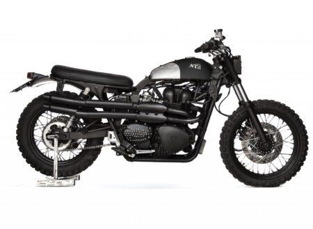 Triumph Scrambler Motorbike 2 450x330