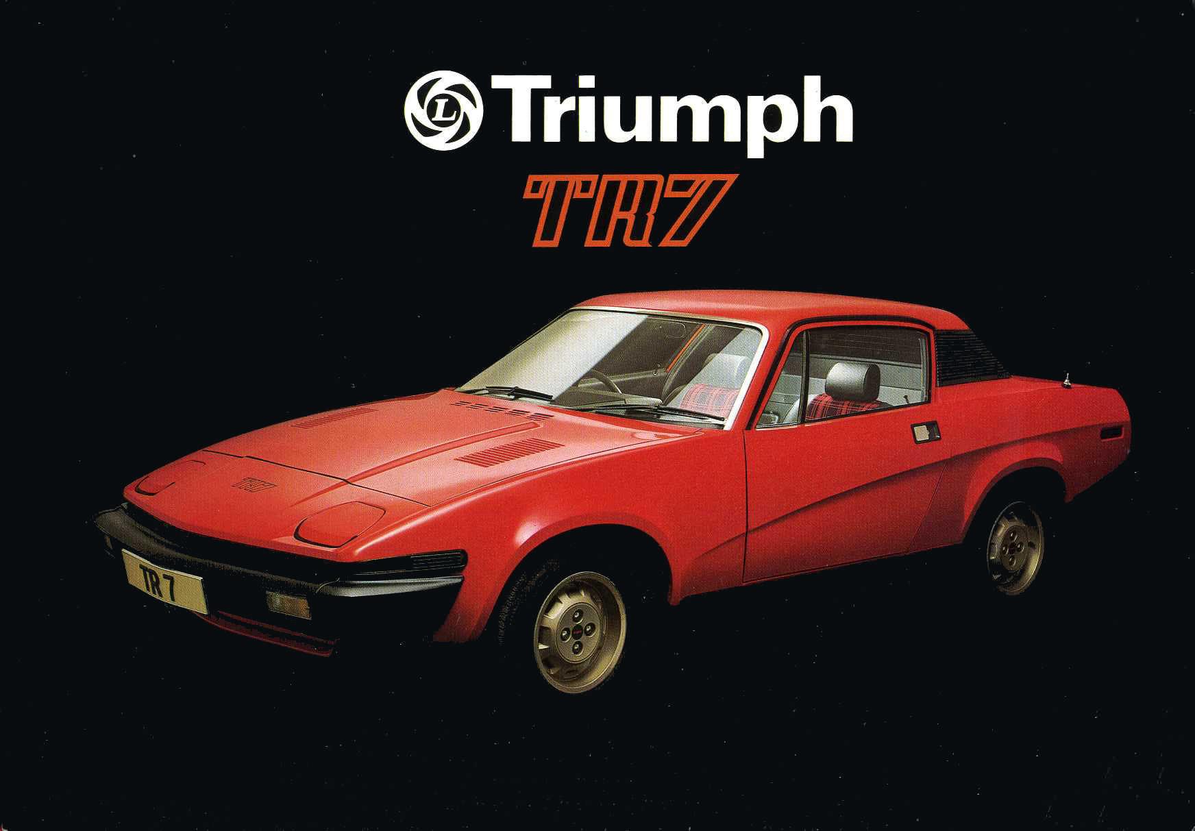 Triumph TR7 Car