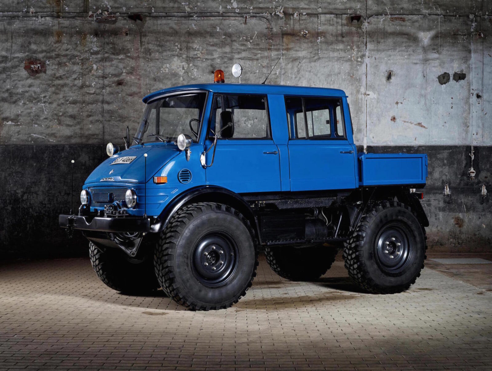 Military Vehicles For Sale >> Mercedes-Benz Unimog 406