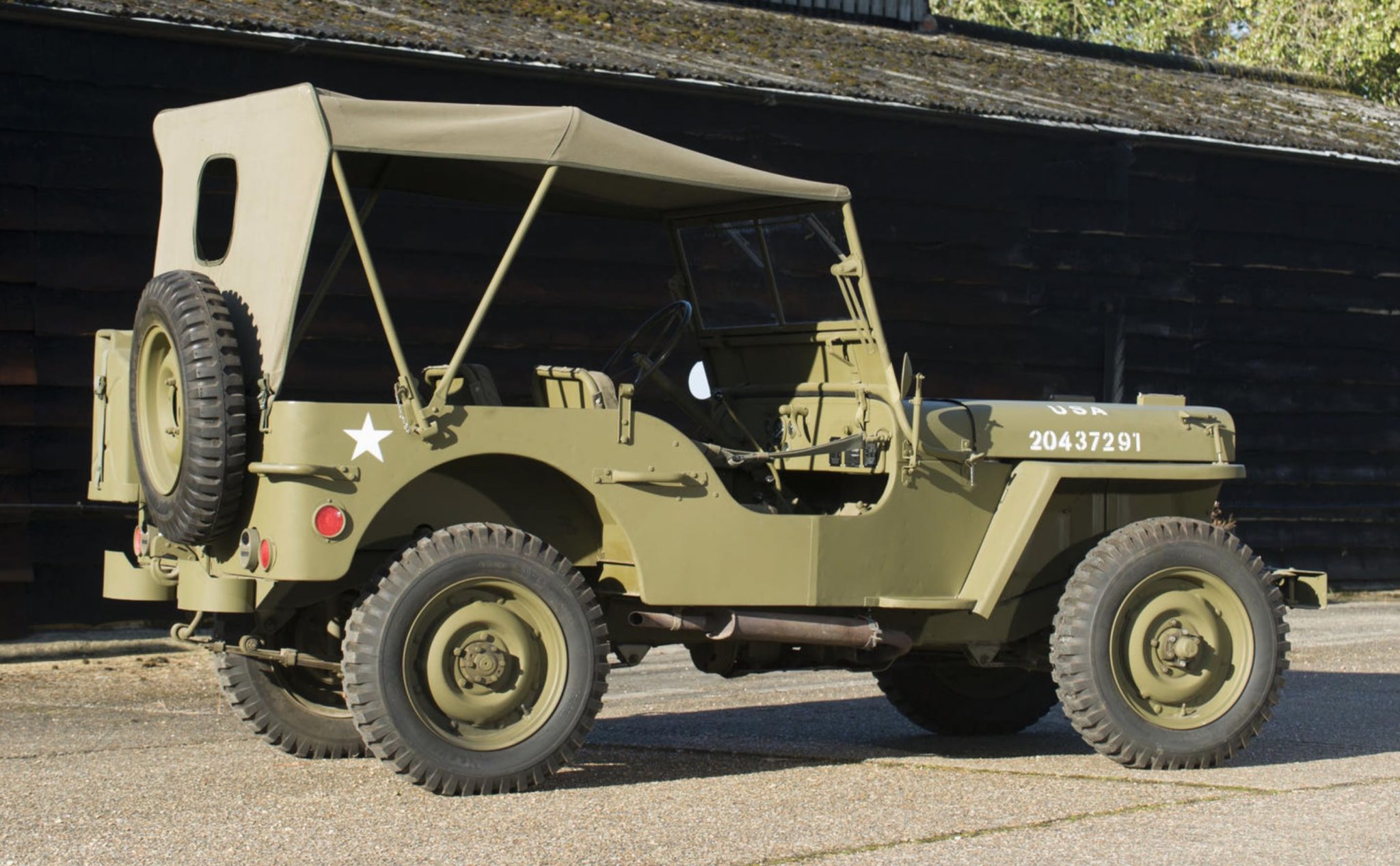 1944 willys jeep. Black Bedroom Furniture Sets. Home Design Ideas